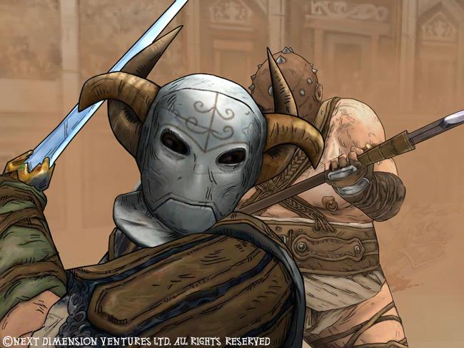 Скриншот I, Gladiator (RePack) №2
