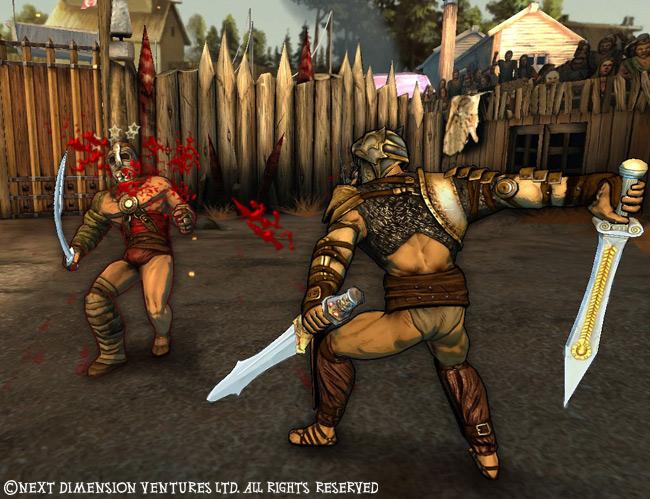 Скриншот I, Gladiator (RePack) №3