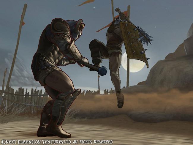 Скриншот I, Gladiator (RePack)