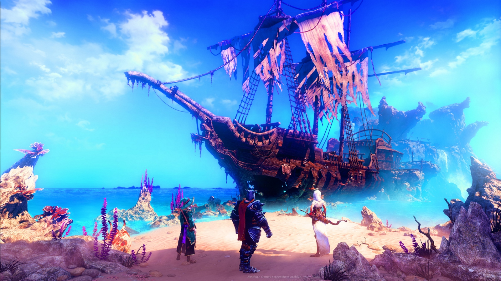 Скриншот Trine 3 The Artifacts of Power v0.06 build 2921 (Лицензия) №2